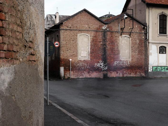 Busto Arsizio - Archeologia industriale - foto Claudio Argentiero