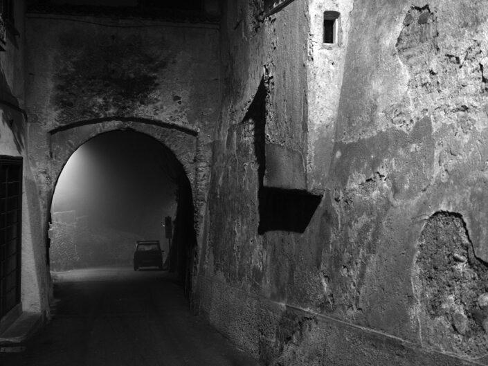 Castiglione Olona-Notturno urbano-foto Claudio Argentiero