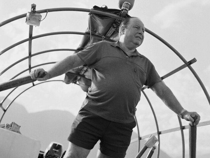 Eugenio Tomaselli Pescatore Lago Maggiore Luino scaled