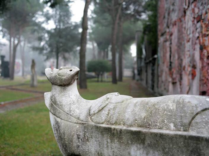 Fondo Claudio Argentiero Castellanza Museo Pagani 2001