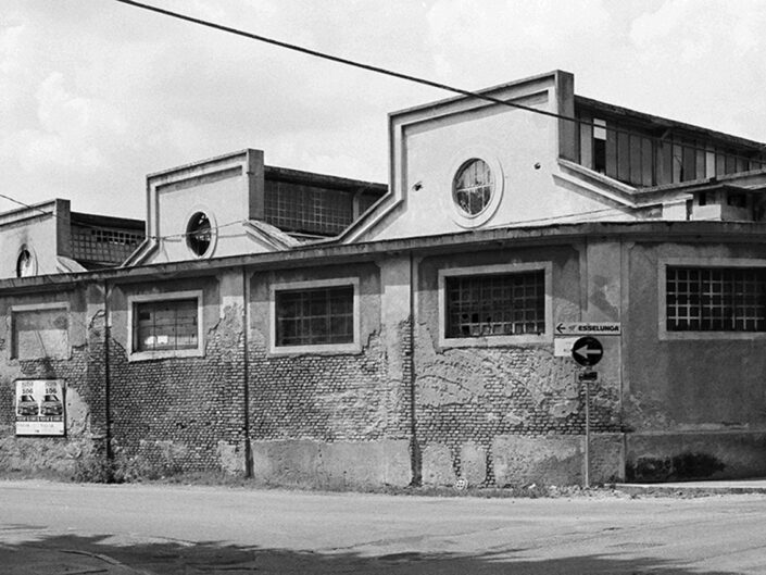 Fondo Claudio Argentiero Castellanza ex Ditta Cantoni 1996