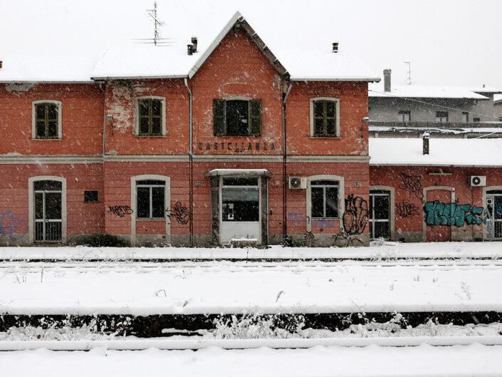 Fondo Claudio Argentiero Castellanza ex stazione nord 2012