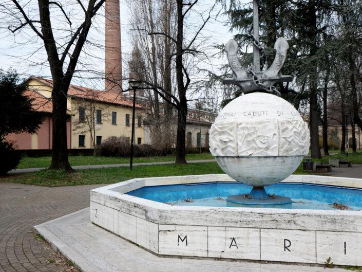 Fondo Claudio Argentiero Castellanza piazza Castegnate 2015