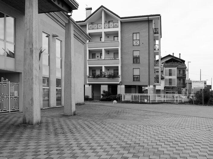 Fondo Claudio Argentiero Castellanza via Pomini Architetture 2016
