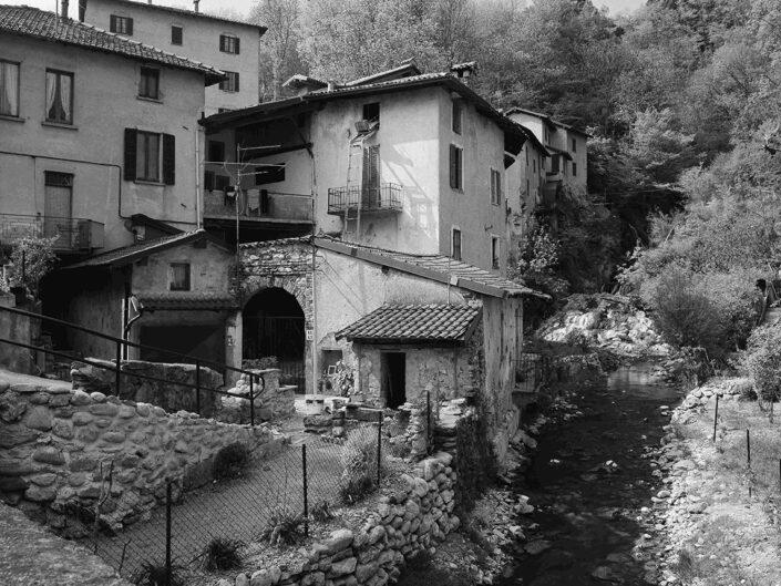 Fondo Claudio Argentiero Induno Olona complesso dei Molini Grassi 1997