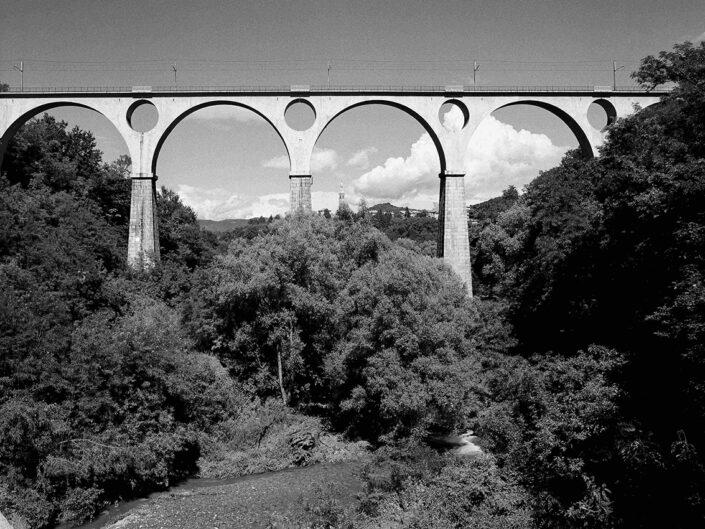 Fondo Claudio Argentiero Malnate il ponte sullOlona 1996