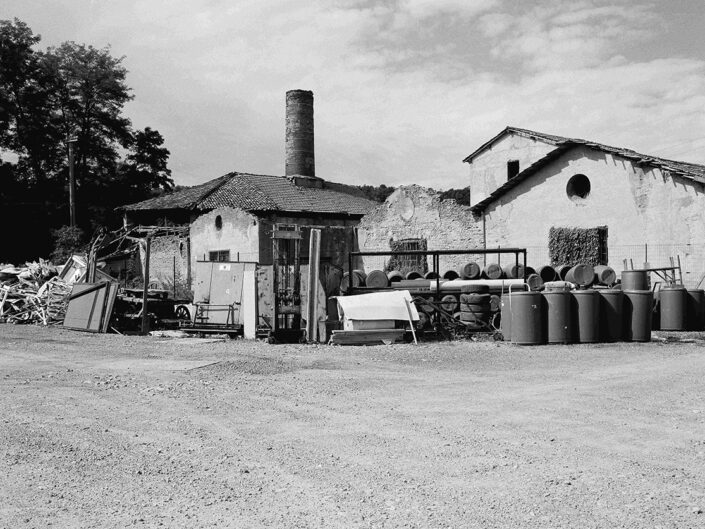 Fondo Claudio Argentiero Malnate localita Gurone via Mulini fornace di Gurone 1996