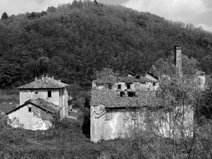 Fondo Claudio Argentiero Malnate localita la Folla ex Cartiera Molina 1997