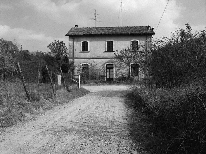 Fondo Claudio Argentiero Malnate localita la Folla stazioncina Valmorea 1997