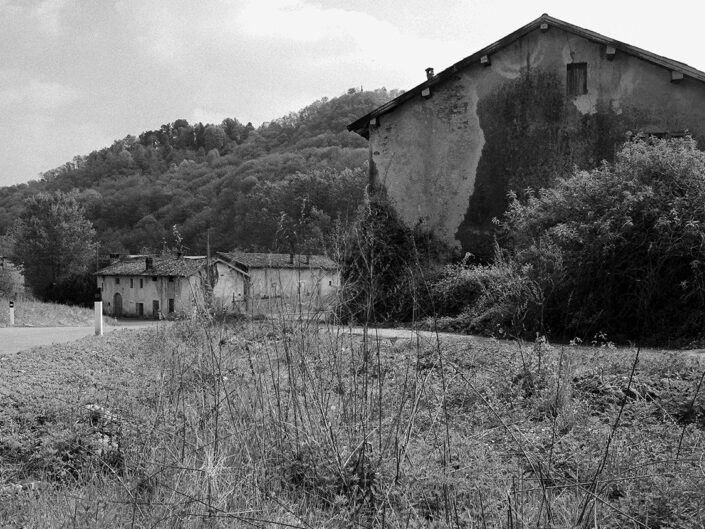 Fondo Claudio Argentiero Varese localita S. Ambrogio Molini Trotti 1997