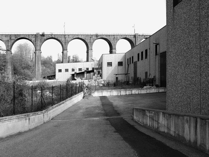 Fondo Claudio Argentiro Varese veduta da via Ghiberti 1997