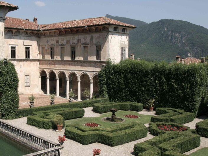 Roberto Bosio - Villa Cicogna Mozzoni - Bisuschio
