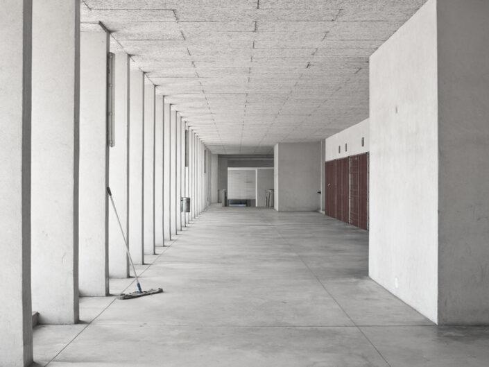 Fondo Roberto Venegoni Milano Complesso abitativo Monte Amiata Gallaratese 2014 8