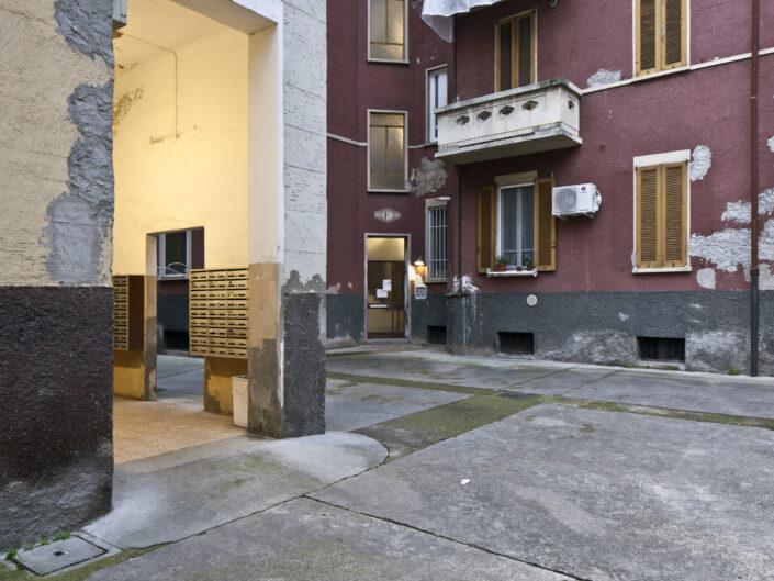 Fondo Roberto Venegoni Milano Via Bellini Giambellino 2018