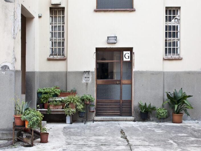Fondo Roberto Venegoni Milano via degli Apuli Giambellino 2018