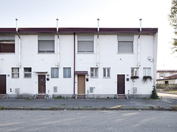 Fondo Roberto Venegoni Milano via dei Gigli Case Minime 2018