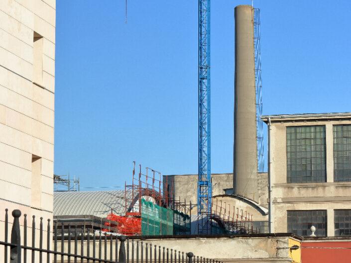 Fondo Salvatore Tubo Ciminiere BA 20c Centro Industriale Venzaghi via Cairoli 04 02 2019