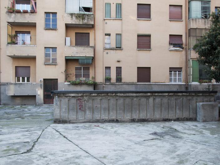 Fondo Silvia Lagostina Milano via degli Apulei Giambellino 2018
