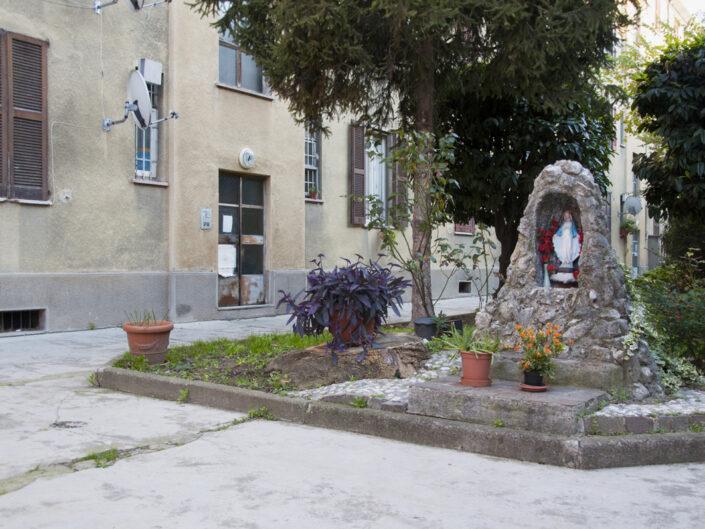 Fondo Silvia Lagostina Milano via degli Apuli Giambellino 2018