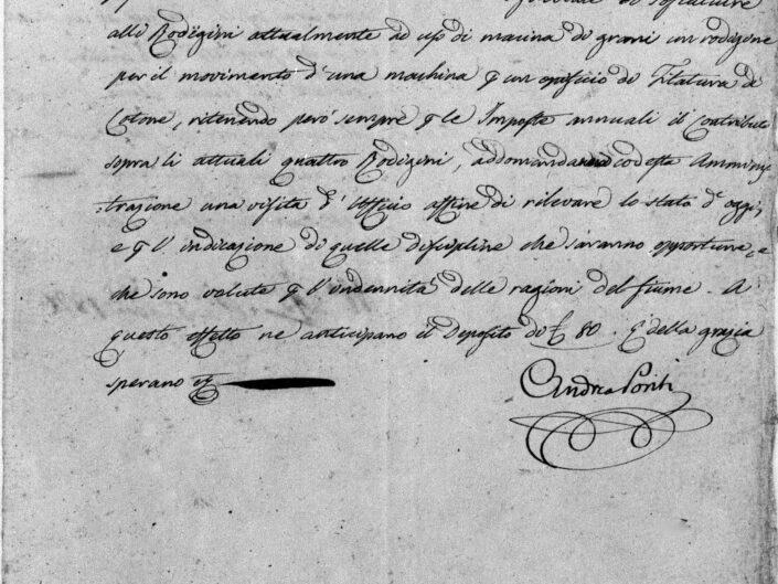 Fondo storico valle Olona documento scaled