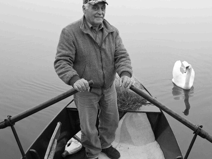 Giorgetti Luigi pescatore Lago di Varese scaled