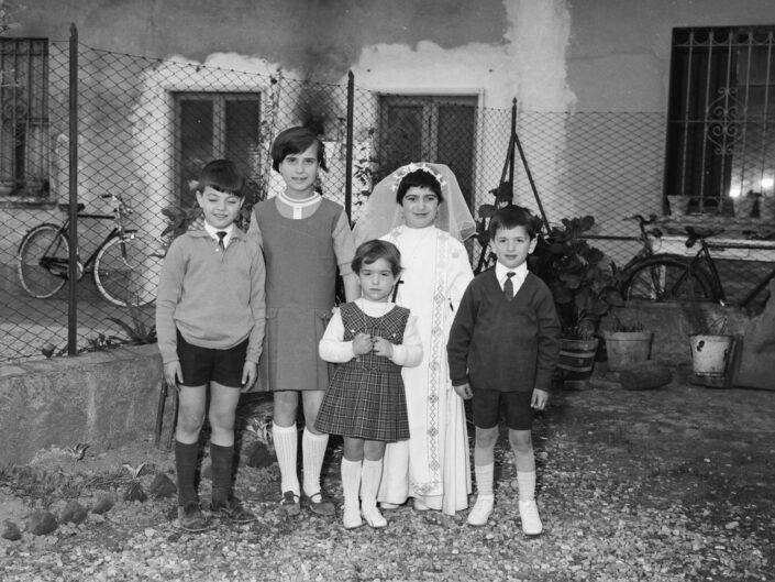 Samarate - Prima Comunione - foto Giuseppe Ferrario