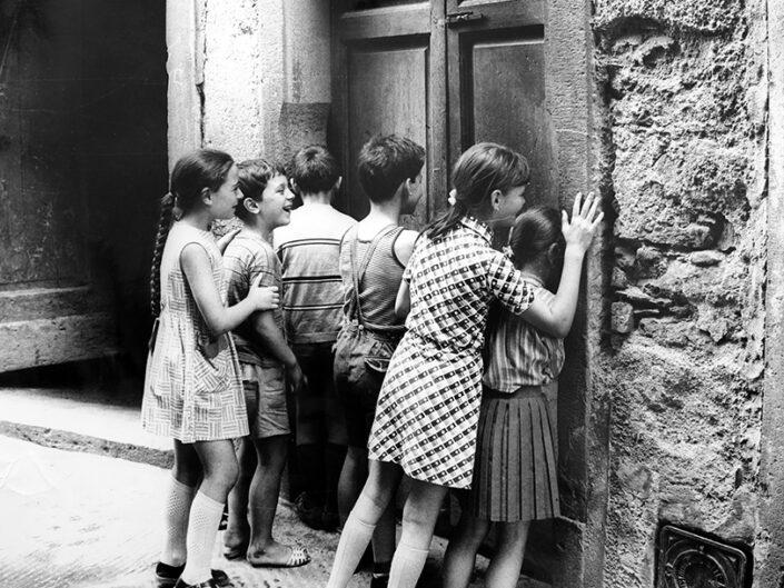 9 Gruppo di ragazzi foto Franco Carozza