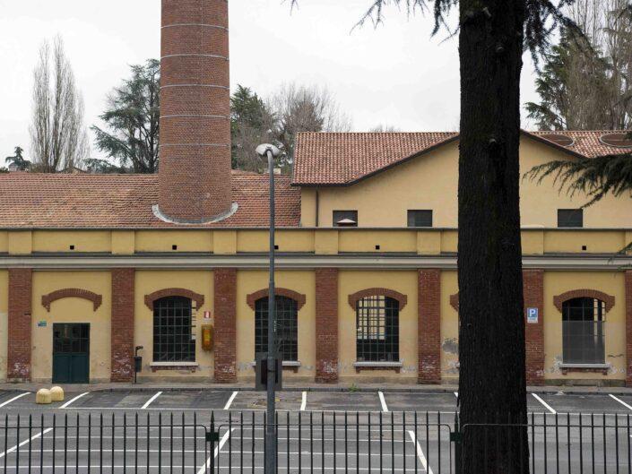 Fondo Andrea Bertani Castellanza edifici industriali ex ditta Cantoni oggi LIUC 2014 2 scaled