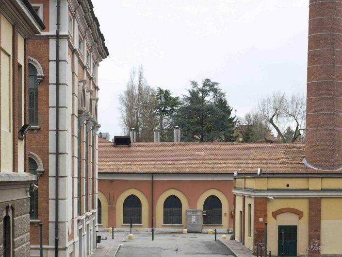 Fondo Andrea Bertani Castellanza edifici industriali ex ditta Cantoni oggi LIUC 2014 scaled