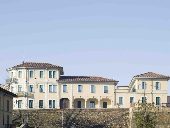 Fondo Andrea Bertani Castellanza vedura da piazza Soldini su corso Matteotti 2014 2 scaled