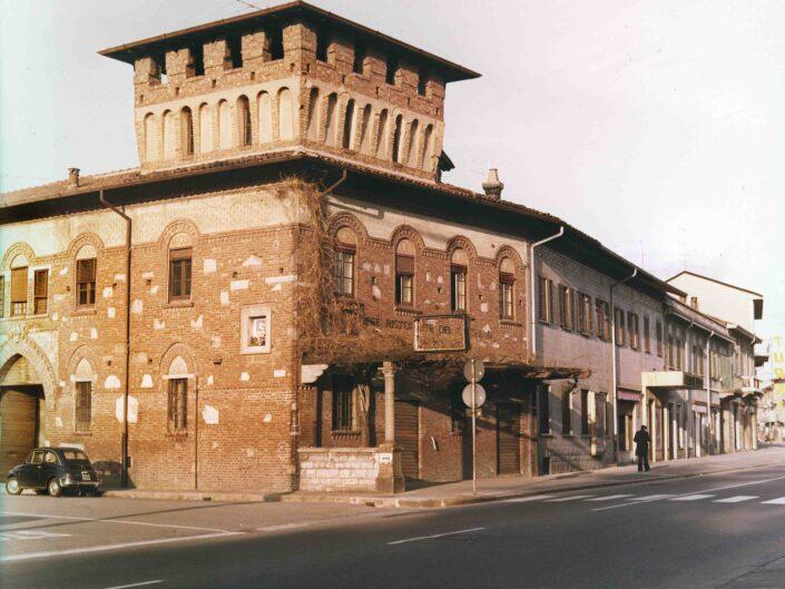 Fondo Archivio Storico Castellanza Caffe e Ristrorante del Castello gennaio 1975 1 scaled