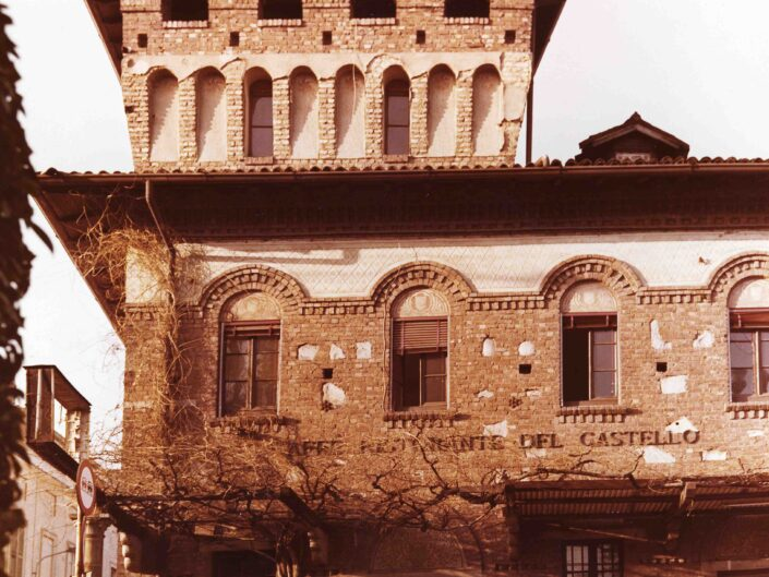 Fondo Archivio Storico Castellanza Caffe e Ristrorante del Castello gennaio 1975 scaled