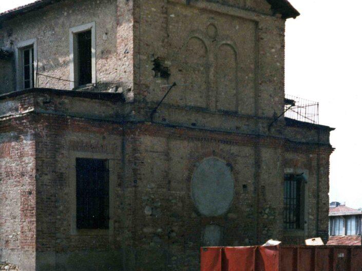 Fondo Archivio Storico Castellanza Chiesa lavori di ristrutturazione 2 scaled