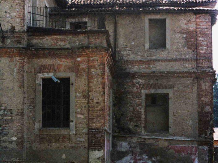 Fondo Archivio Storico Castellanza Chiesa lavori di ristrutturazione