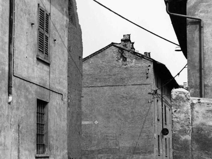 Fondo Archivio Storico - Castellanza - La Ca' di Tredas Eredi dei Colombo Mourné - Via Volta - 1973