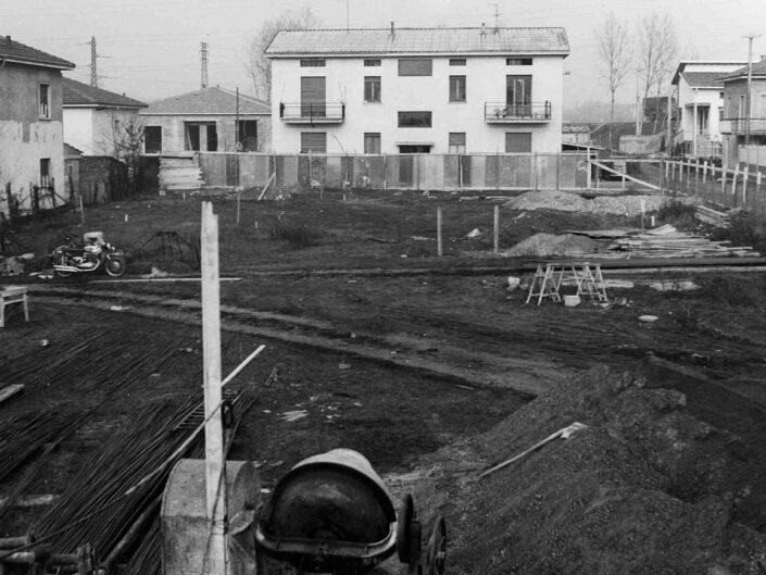 Fondo Archivio Storico Castellanza abitazioni in via dei Sassi 3
