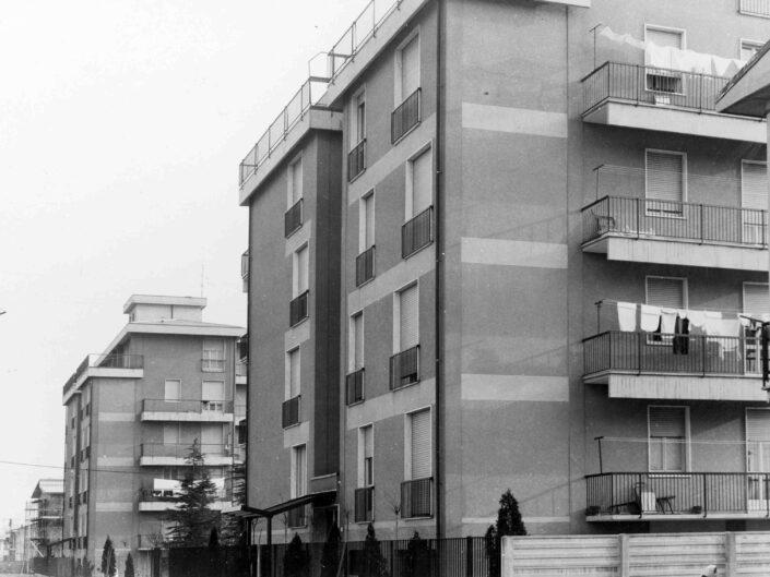 Fondo Archivio Storico Castellanza abitazioni in via dei Sassi scaled