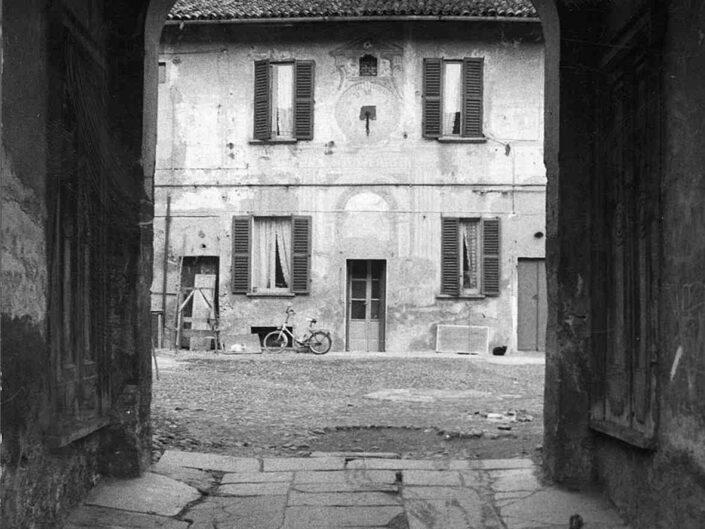 Fondo Archivio Storico Castellanza antica corte