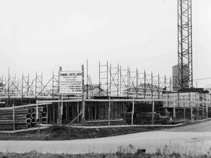 Fondo Archivio Storico Castellanza cantiere condomini in via dei Sassi 4 scaled