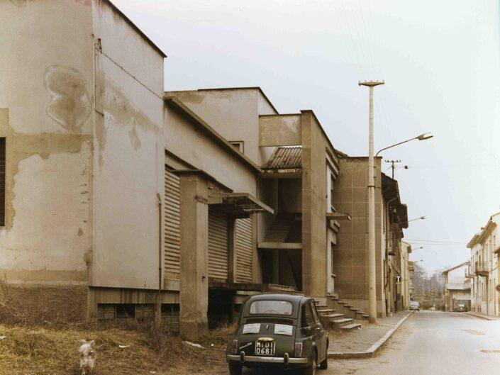 Fondo Archivio Storico Castellanza demolizione ex Casa del Popolo in via Giusti 1974 1 scaled