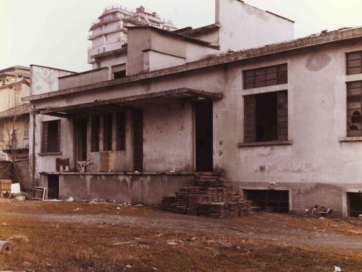 Fondo Archivio Storico Castellanza demolizione ex Casa del Popolo in via Giusti 1974 2 scaled