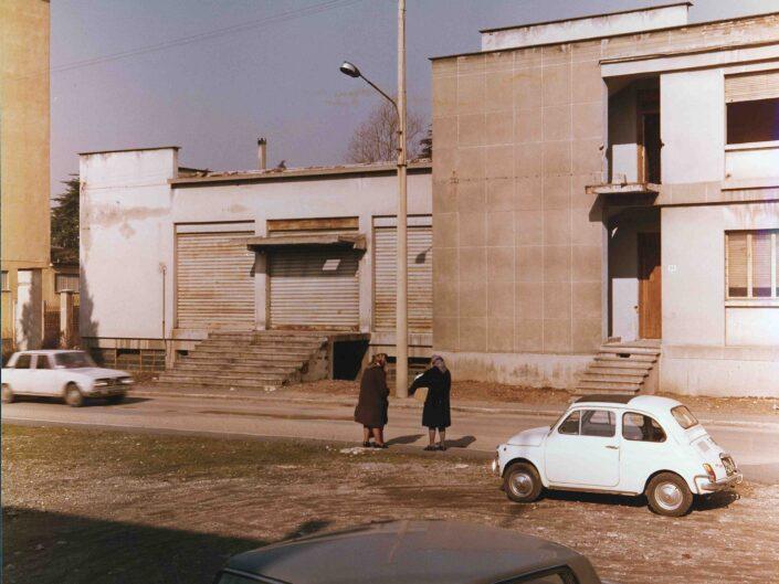 Fondo Archivio Storico Castellanza demolizione ex Casa del Popolo in via Giusti 1974 scaled