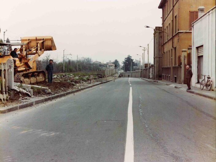 Fondo Archivio Storico Castellanza via Piave lavori stradali 1 scaled
