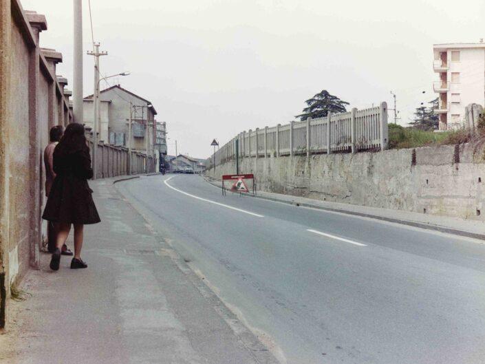 Fondo Archivio Storico Castellanza via Piave lavori stradali scaled