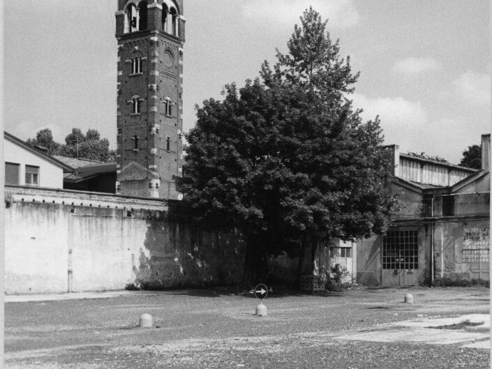 Fondo Claudio Argentiero Corte in Via Bettinelli 1995
