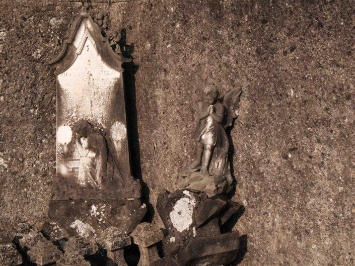 Fondo Claudio Argentiero - Crespi d' Adda (MI) - Cimitero e mausoleo - 2021