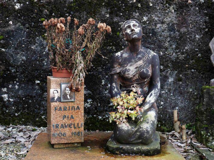 Fondo Claudio Argentiero - Crespi d'Adda (MI) - Cimitero e mausoleo - 2021