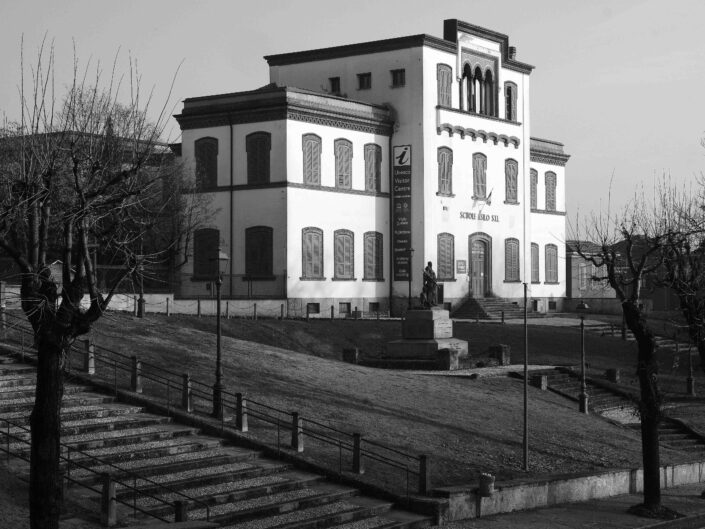 Fondo Claudio Argentiero - Crespi d'Adda (MI) - Architetture - 2021