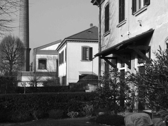Fondo Claudio Argentiero - Crespi d'Adda (MI) - Case operaie - 2021