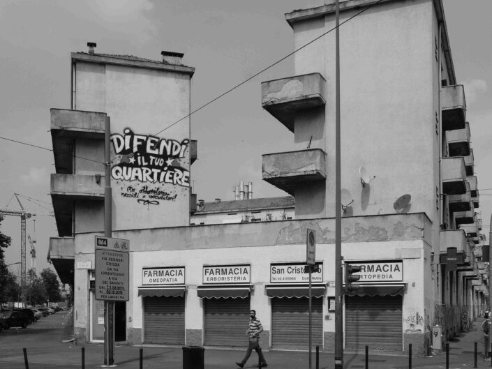 Fondo Claudio Argentiero Milano People Giambellino 2016 scaled